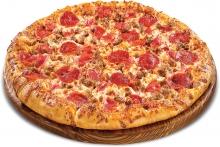пицца колбасная 22см